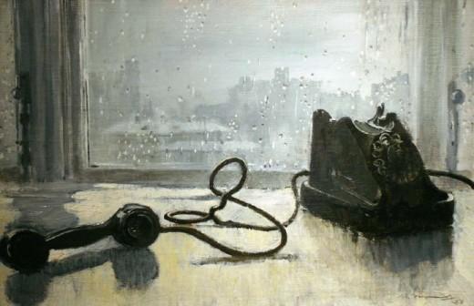 essay on telephone communication