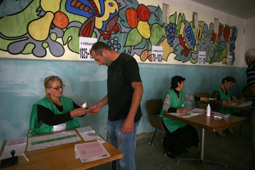 georgian election