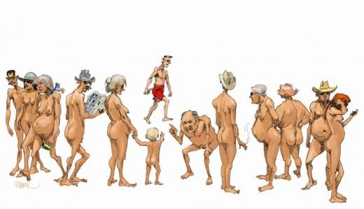 nudisttolerans BW