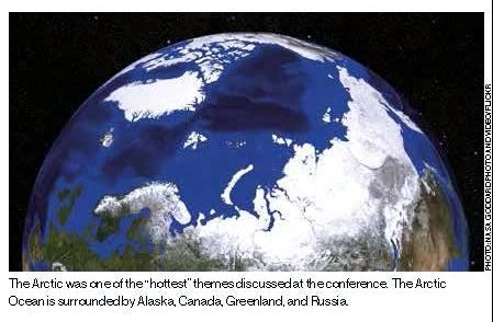 arctic theme