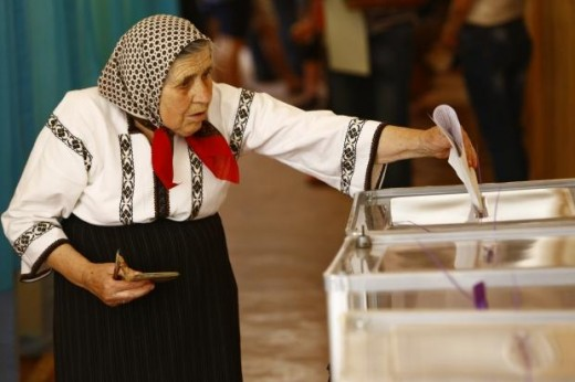 election ukraine 2014