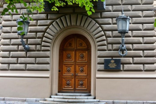 latvia parlament