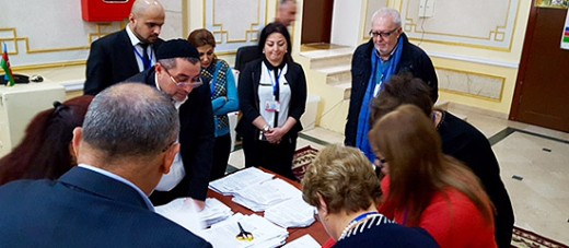PACE team to observe Azerbaijan's parliamentary elections. Photo; PACE.
