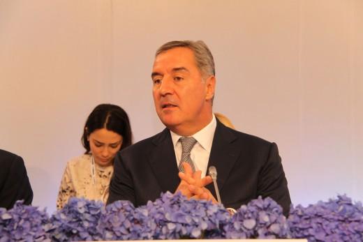 Prime Minister Djukanović