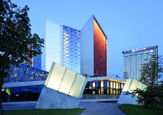 Swedbank Headquarters, Vilnius. PHOTO: Ambrasas Architects