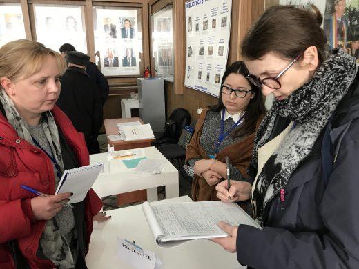 Chisinau, 24 February 2019. OSCE.