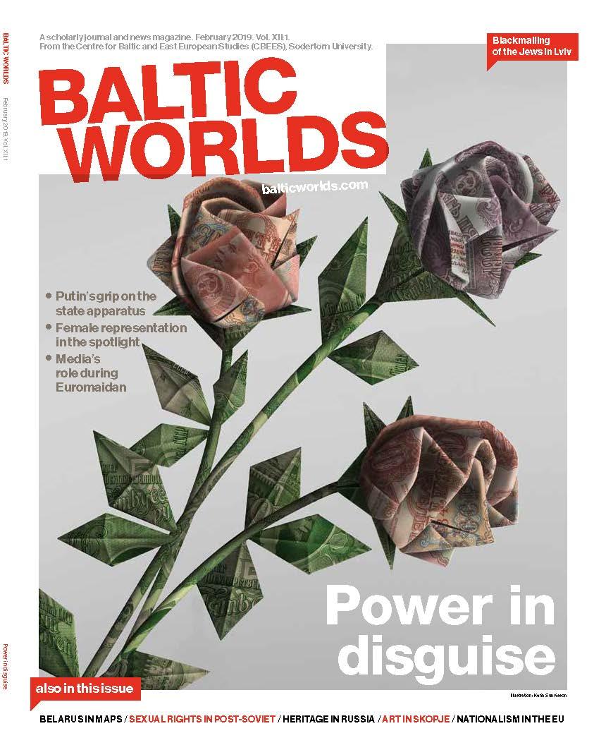 the blue rose magazine issue 03 english edition