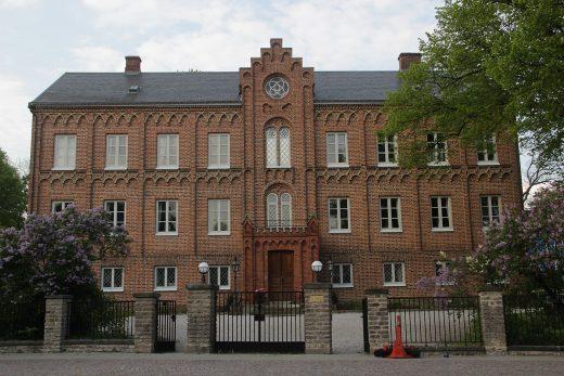 Gamla Biskopshuset, in Lund.