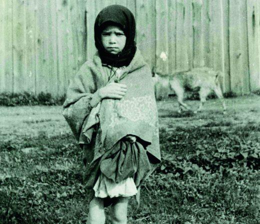 Alexander Wienerberger: Hungry girl from Kharkiv 1933.