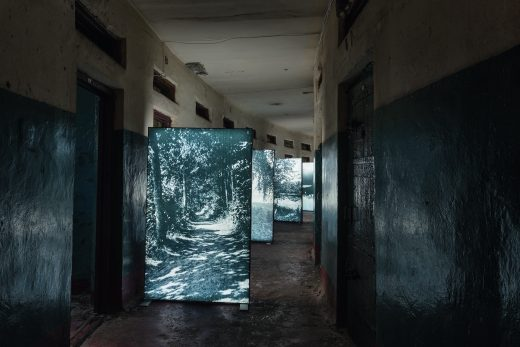 Installation view by Aap Tepper.