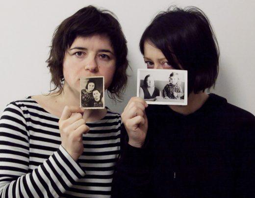 Jūratė Samulionytė and Vilma Samulionytė. Photo Gytis Skudzinkas