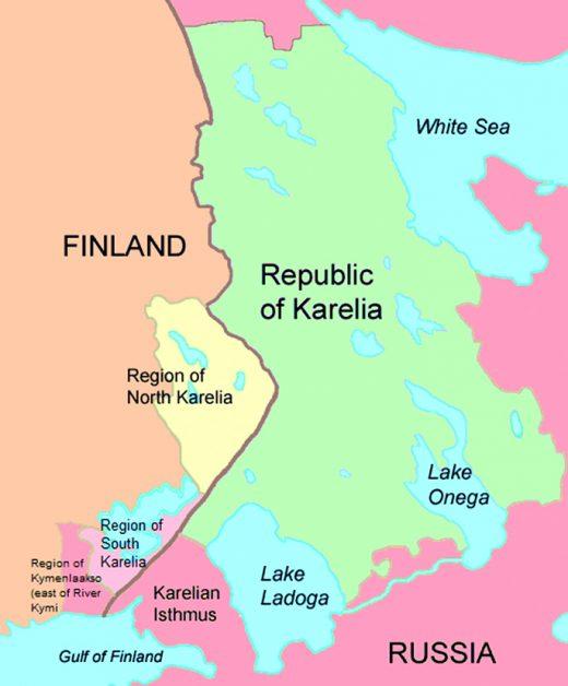 The Republic of Karelia