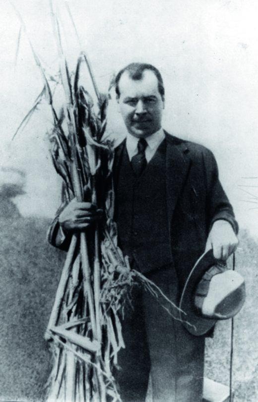 The Russian geneticist Nikolai Ivanovich Vavilov starved to death in a Saratov prison in 1943.