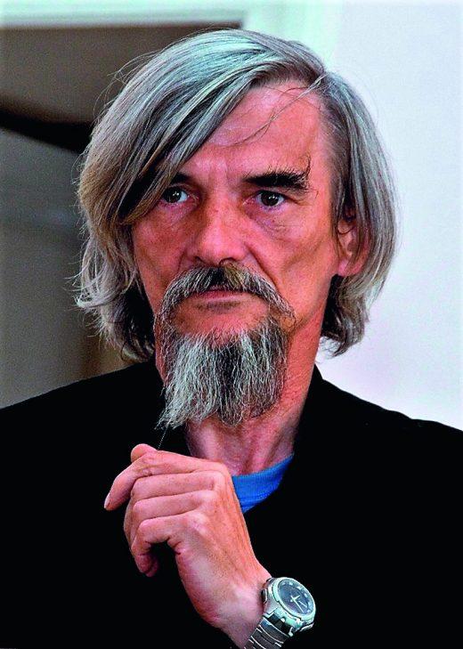 Yurii Dmitriev, 2007. Photo: Wikimedia commons